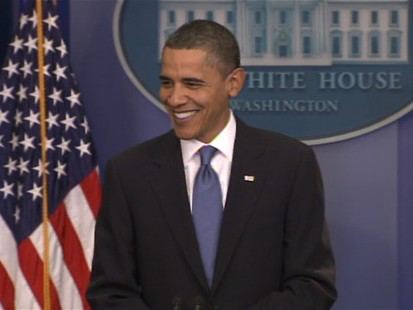 ABC News video of Feb. 9, 2010 briefing.