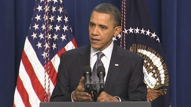 VIDEO: Obama: Took Scapel To Budget Not Machete