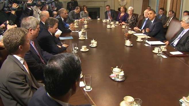 VIDEO: Obama: Cant Afford Two Years of Just Squabbling