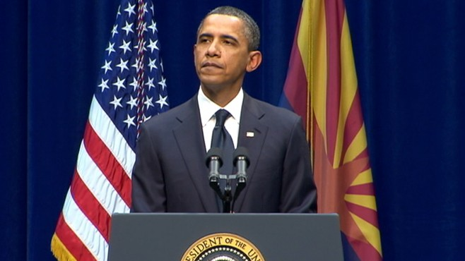 VIDEO: Obama on Christina Taylor: I Want To Live Up To Her Expectations