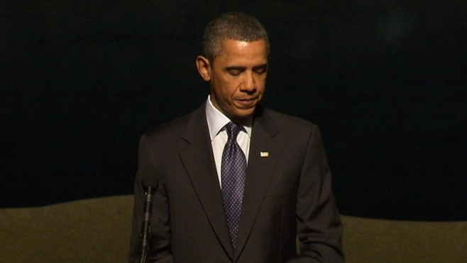VIDEO: Obama: Holbroke Team Stay in Public Service
