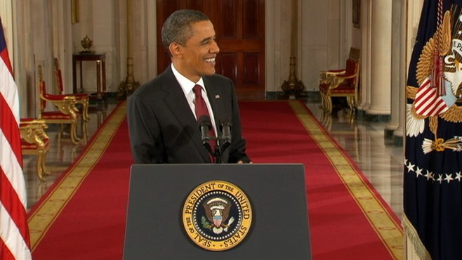 VIDEO: Obama and Boehner Slurpee Summit?