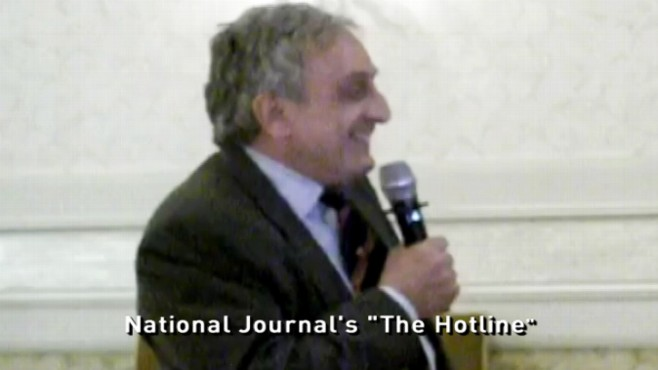 "Video: NY GOP Candidate Carl Paladino uses ""f-bomb."""