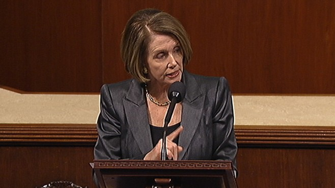 VIDEO: Pelosi To Boehner: So Be It For Him