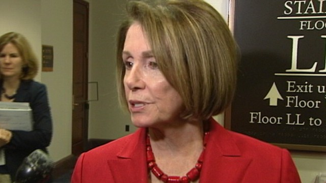 VIDEO: Nancy Pelosi Calls For Anthony Weiners Resignation