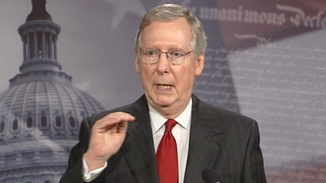 VIDEO: Mitch McConnell on Spending: Significant Changes