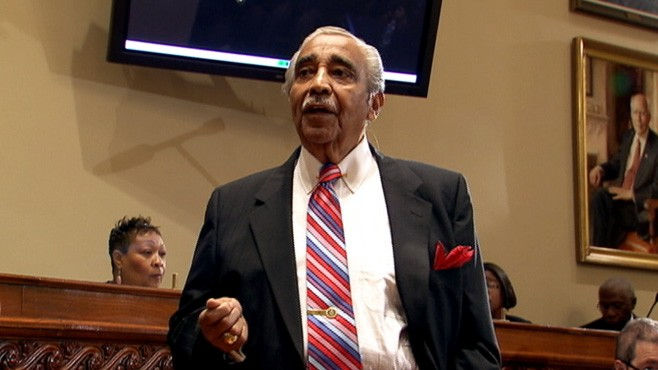 VIDEO: Rangel: Im Not Being Treated Fairly