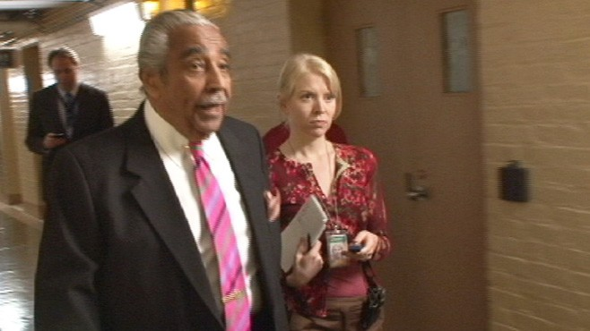VIDEO: Charlie Rangel: No Reaction To Guitly Charges