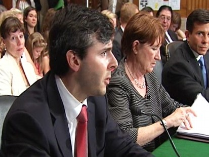 Video: Families of rare diseases testify before Congress.