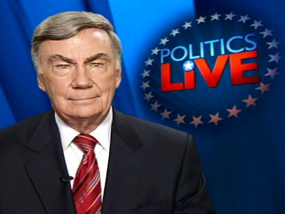 pic of sam donaldson on abc news nows politics live