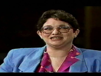 ABC News video of Sonia Sotomayor interview on Good Morning America in 1986.