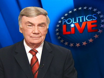 Sam Donaldson discusses latest developments in the Blagojevich saga.