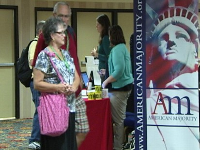 Video: Rally participants telll ABC News why they are in Washington, D.C.