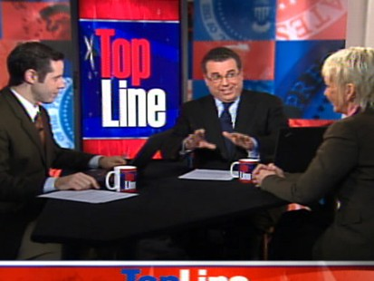Video of ABC News Top Line.