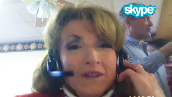 """Video: NY GOP Congressional Candidate Nan Hayworth on """"Top Line."""""""