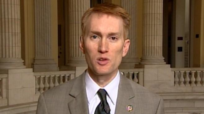 Rep. Lankford: GOP Cuts Not Going Far Enough