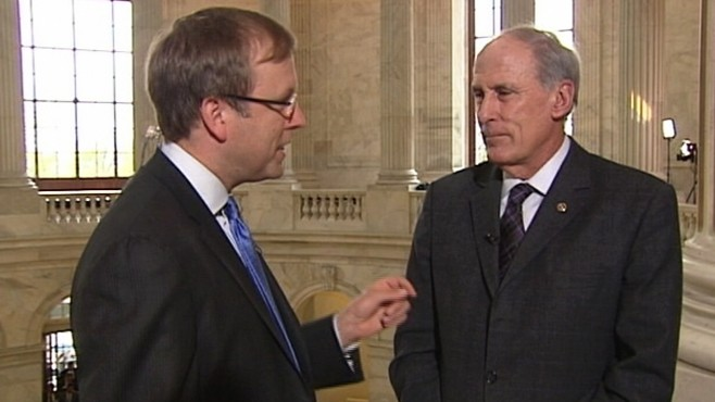 VIDEO: Dan Coats: Taxes Are On The Table