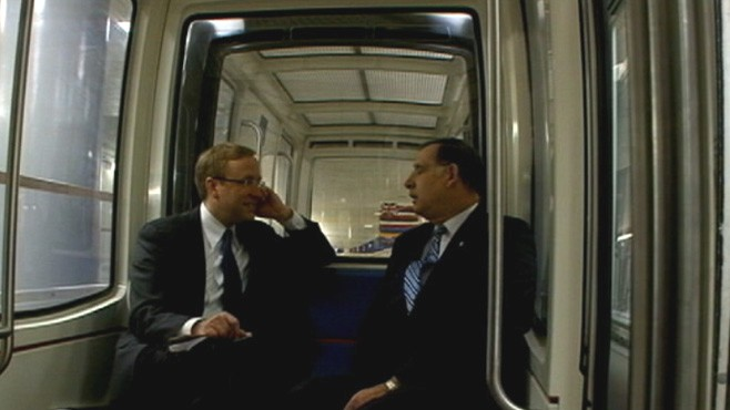 Sen. Boozman: No Sir to Joining Tea Party Caucus