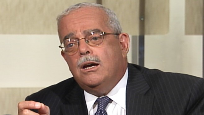 """Video: Rep. Gerry Connolly D-VA., on """"Top Line."""""""