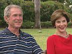 PHOTO: Former President George W. Bush