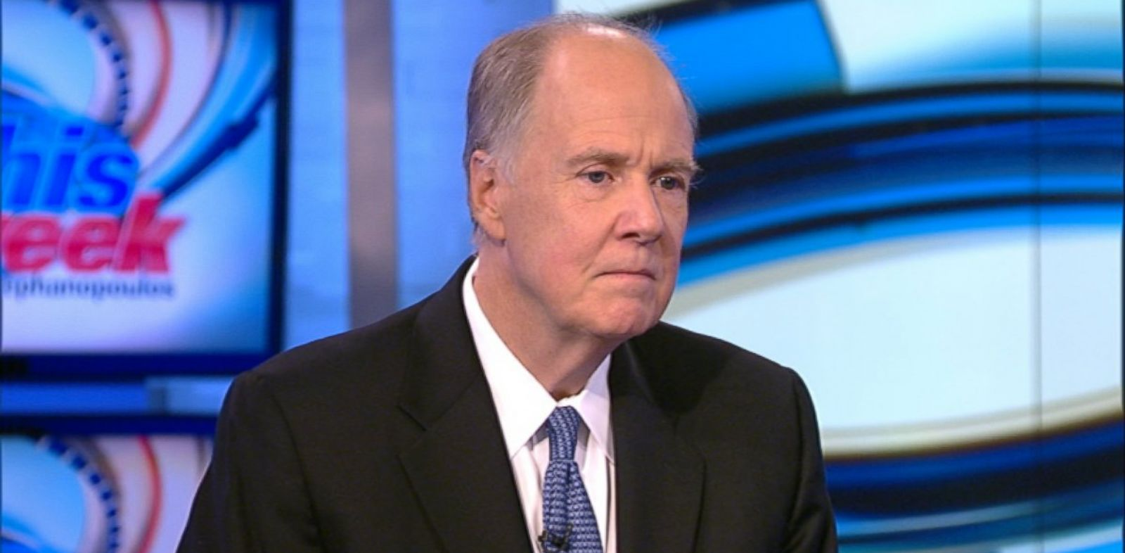 PHOTO: Former Obama National Security Adviser Tom Donilon on This Week