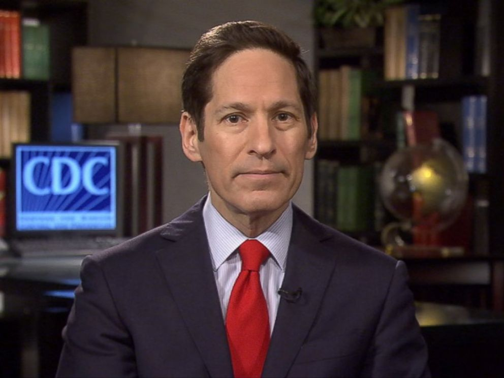 PHOTO: Centers for Disease Control and Prevention Director Dr. Tom Frieden on This Week