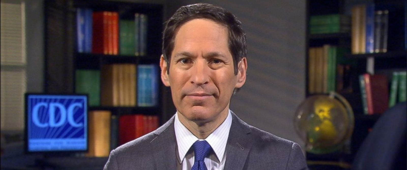 "PHOTO: CDC Director Tom Frieden on ""This Week"""