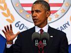 PHOTO: President Barack Obama speaks at 60th anniversary of end of Korean War