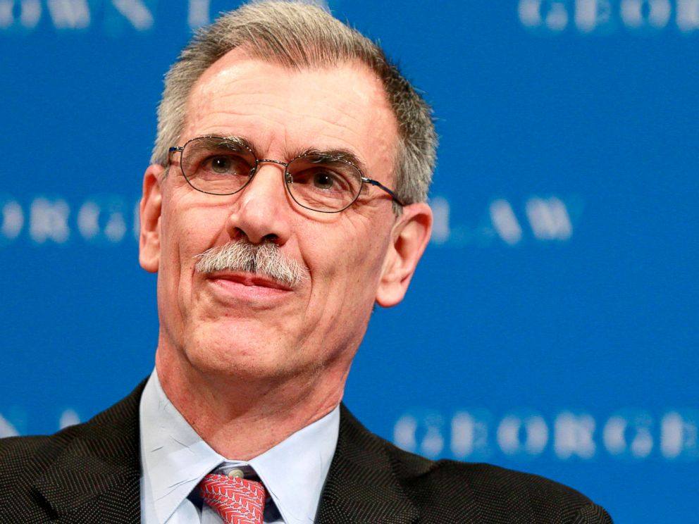 PHOTO: Solicitor General Donald B. Verrilli Jr., speaks at a Georgetown University Law Center forum in Washington, March 9, 2012.