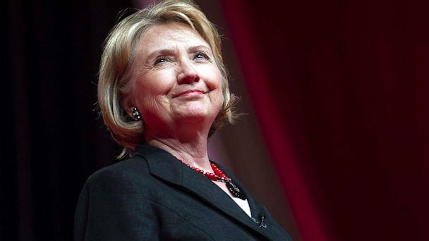 PHOTO: Hillary Clinton
