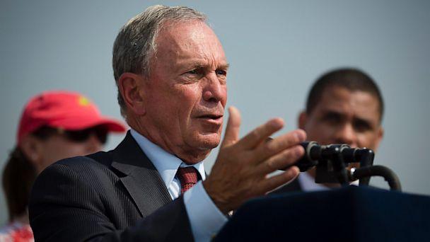 PHOTO: Mayor Michael Bloomberg