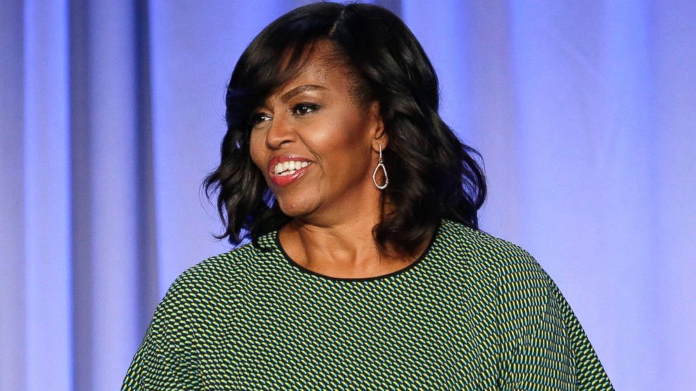 Michelle Obama Gives Advice to the Next 'First Spouse ...