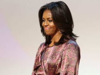 Michelle Obama Visits the Middle East