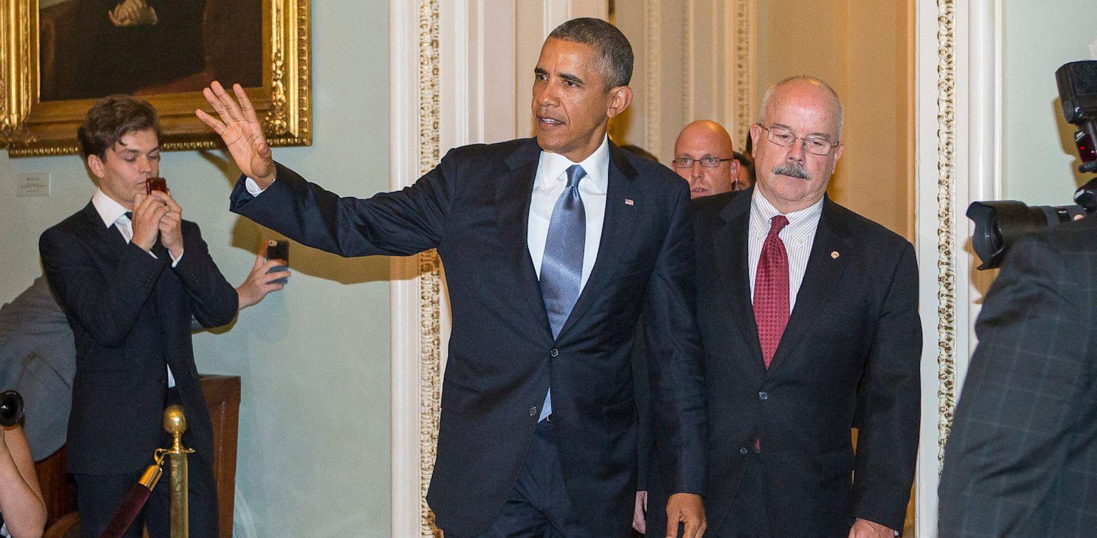 PHOTO: President Barack Obama,