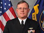 PHOTO: Navy Vice Adm. Tim Giardina