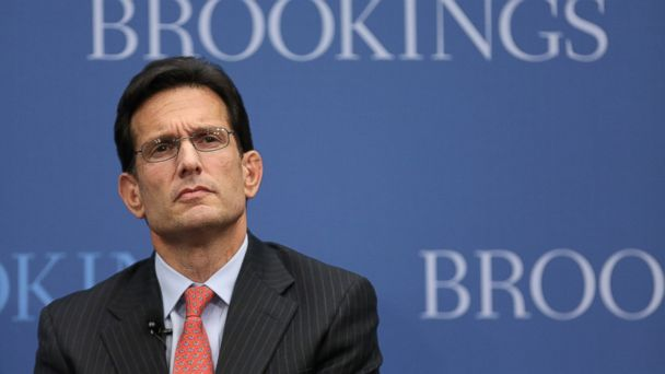 GTY Eric Cantor mar 140520 16x9 608 How Eric Cantors Shocking Loss Changes Everything
