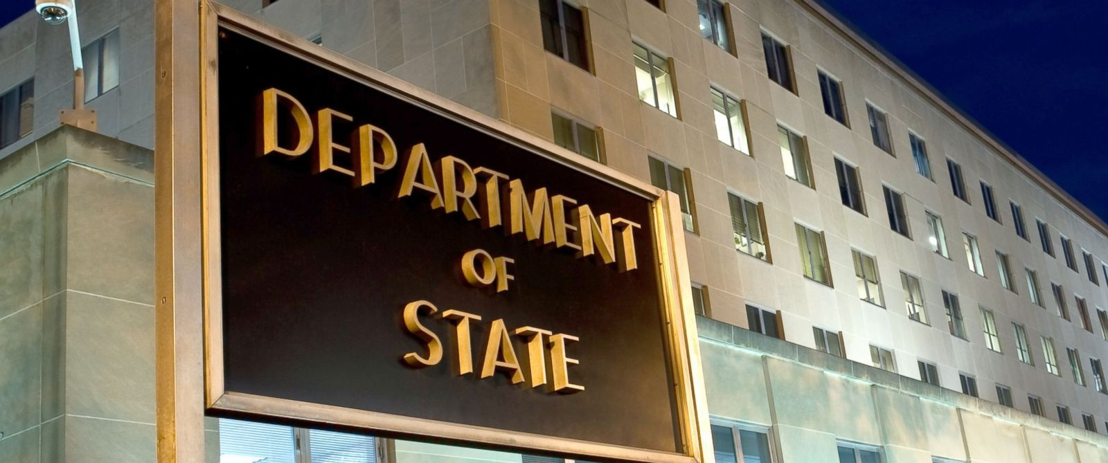 PHOTO: The US State Department is seen on Nov. 29, 2010 in Washington.