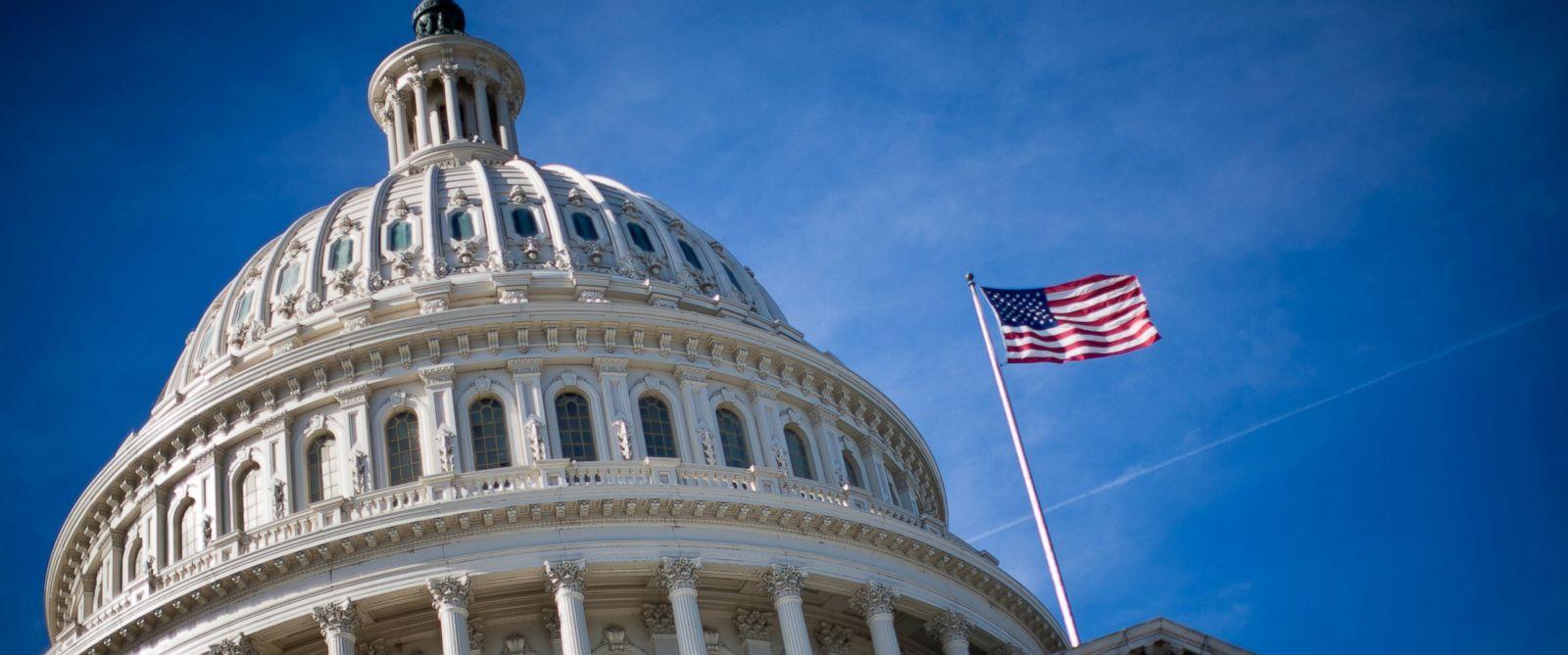 PHOTO: The U.S. Capitol is seen on Nov. 19, 2011 in Washington.