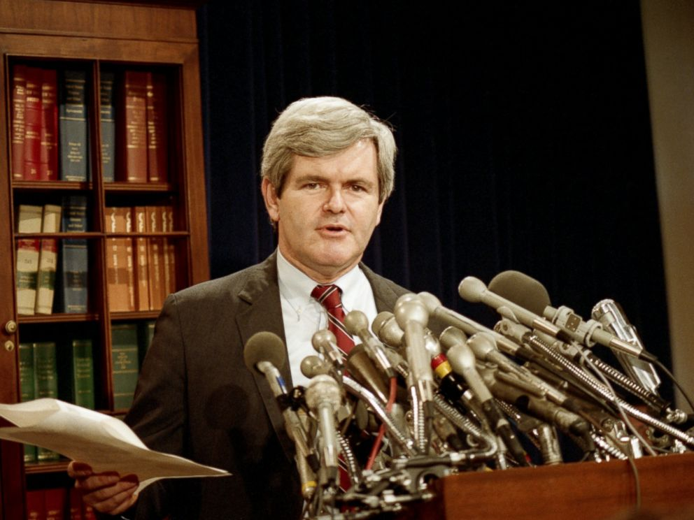 newt gingrich dissertation new york times