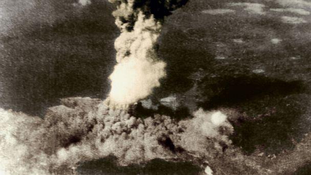 PHOTO: Atomic bomb dropped on Hiroshima, Japan, Aug. 6, 1945.