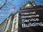 PHOTO: The Internal Revenue Service (IRS) building stands in Washington.