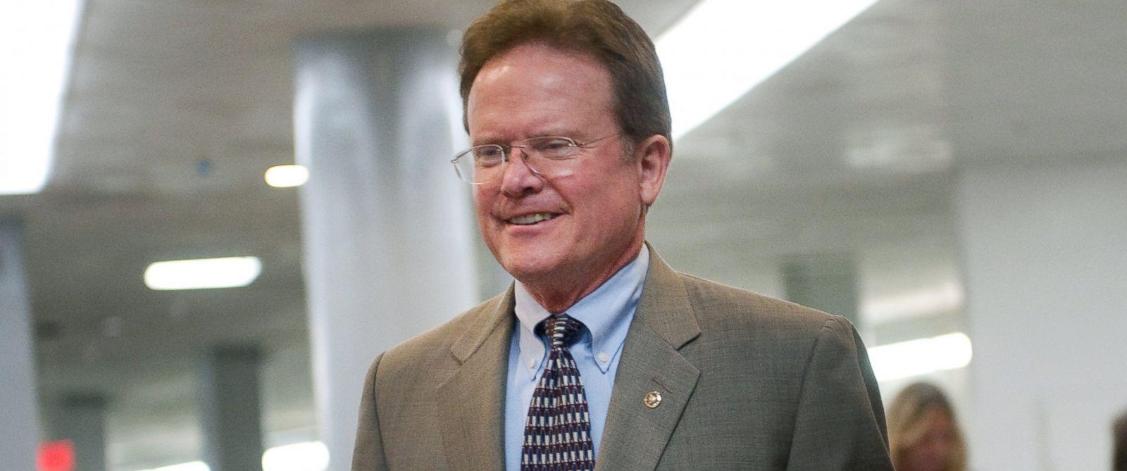 PHOTO: Sen. Jim Webb, D-Va., Nov. 13, 2012, in Washington.
