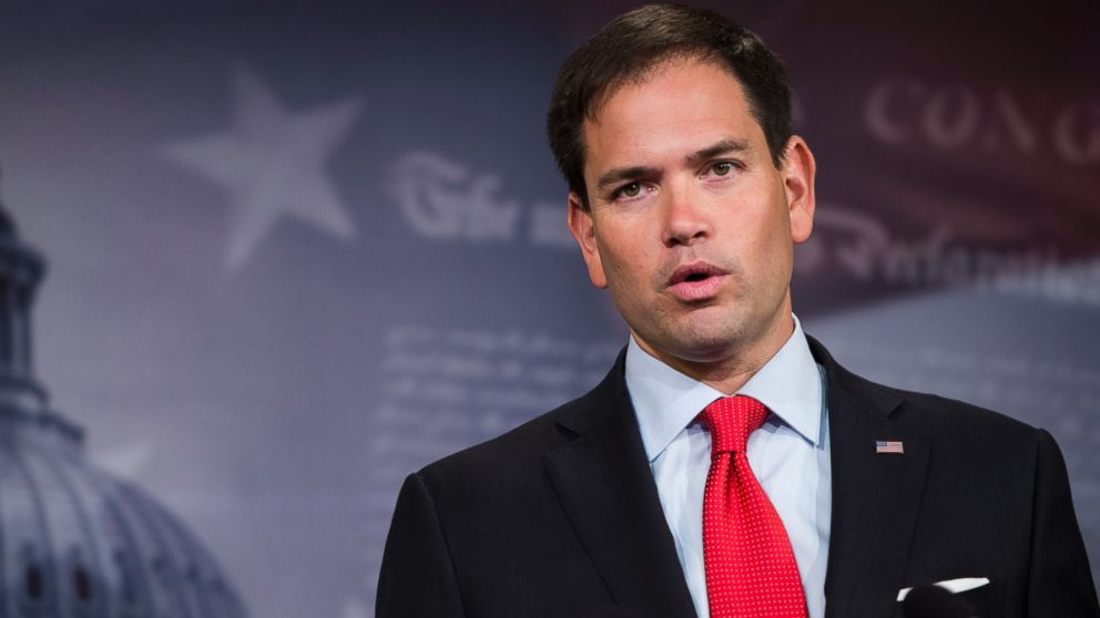 Marco Rubio earned a  million dollar salary, leaving the net worth at 2 million in 2017