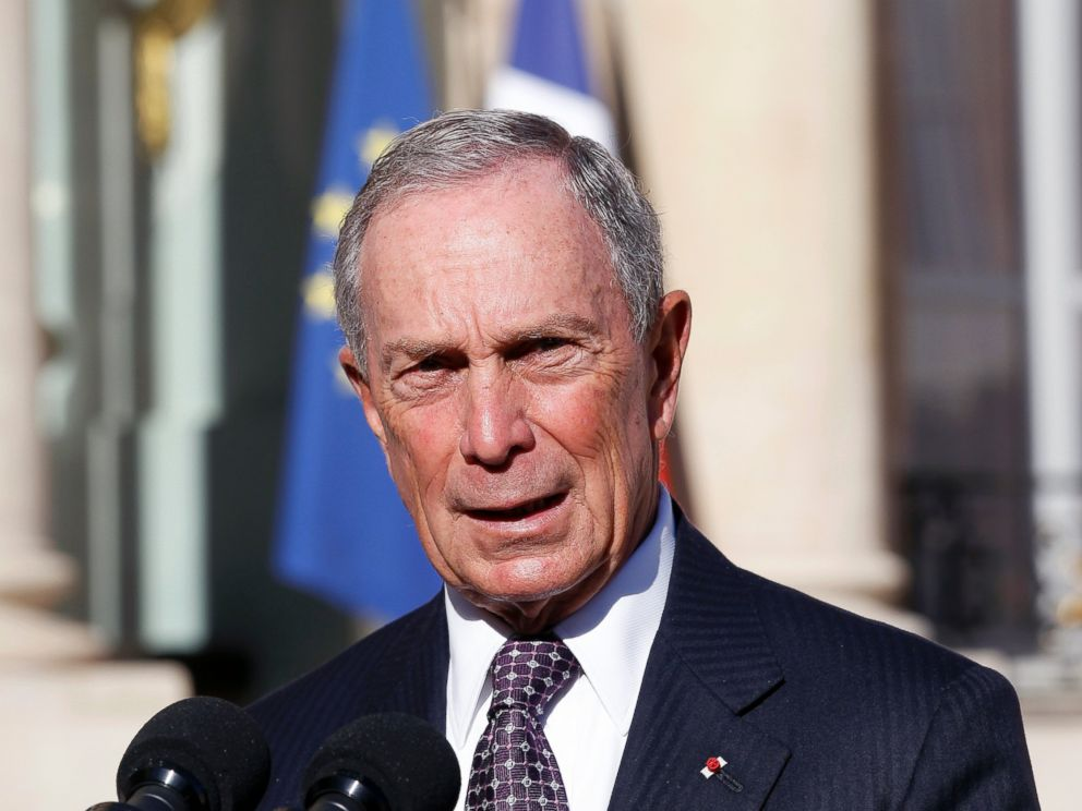 michael bloomberg - photo #35