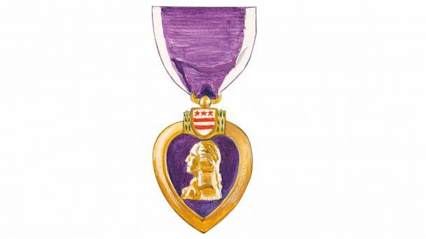 PHOTO: The Purple Heart