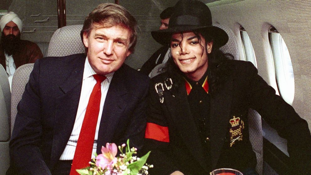Donald Trump Says Michael Jackson 'Lost Confidence' From 'Bad, Bad ...