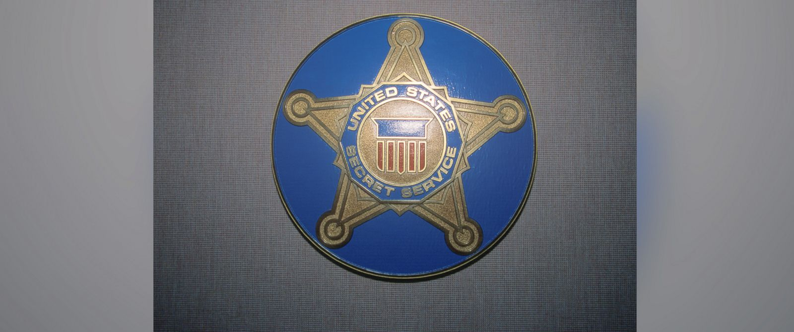 PHOTO: U.S. Secret Service shield is shown in this undated photo.