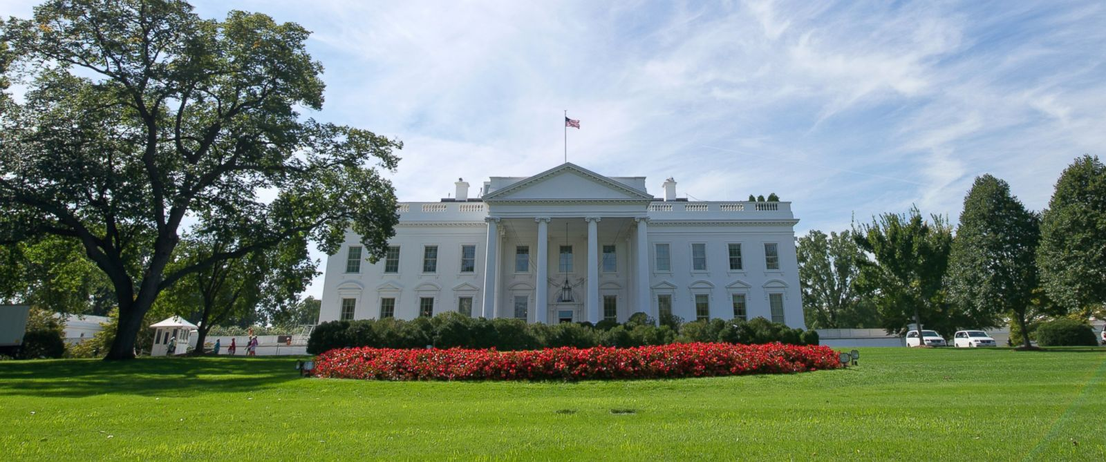 PHOTO: The north side of the White House is seen Sept. 20, 2012 in Washington.