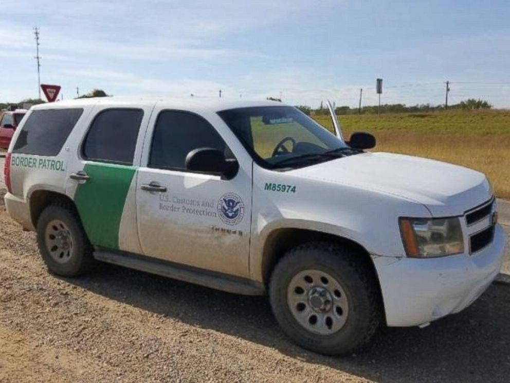 PHOTO: Undocumented immigrants were found crammed inside this cloned Border Patrol vehicle.