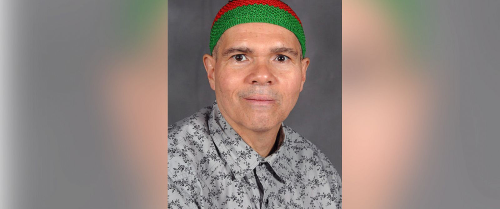 PHOTO: The 55-year-old history professor, Julio Pino, denies claims that he is a supporter of ISIS.